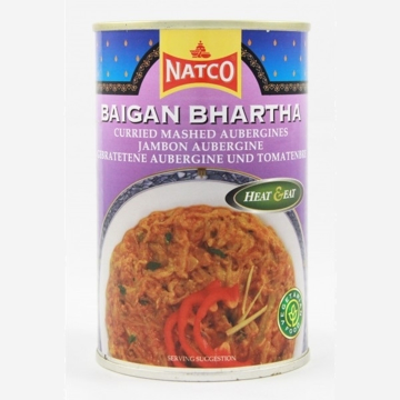 Picture of Natco Baigan Bharta Heat & Eat 450g