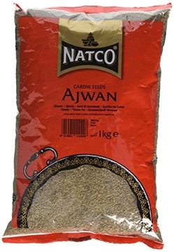 Picture of Natco Ajwan (Carom or Lovage ) Seeds 1Kg