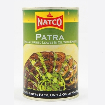 Picture of Natco Patra Tin Heat and Eat  400g