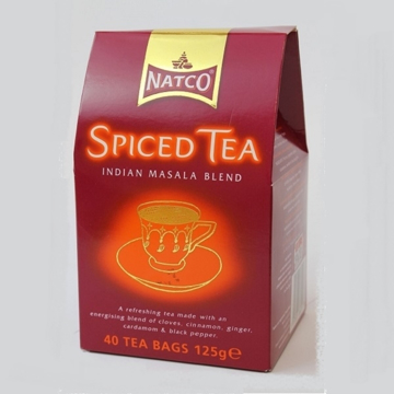 Picture of Natco Spiced Tea 125g (40 Tea bags)
