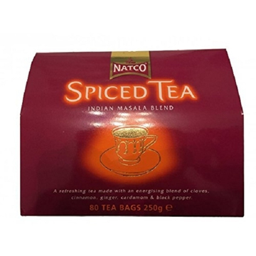Picture of Natco Spiced Tea 250g (80 Tea bags)