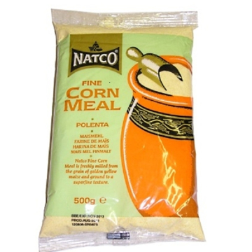 Picture of Natco Corn Meal (Polenta) Fine 500g