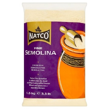 Picture of Natco Semolina Fine 1.5Kg