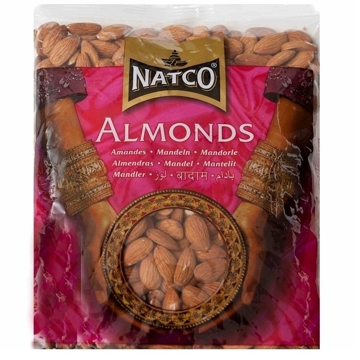 Picture of Natco Almonds (Badam) 750g