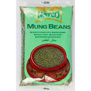 Picture of Natco Mung (Moong) Beans 500g