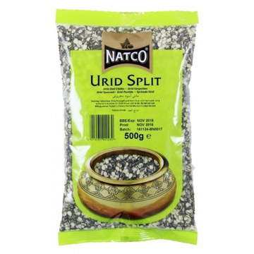 Picture of Natco Urid (Urad) Split 500g