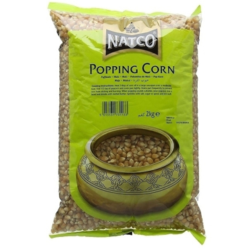 Picture of Natco Popping Corn 2Kg