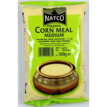 Picture of Natco Corn Meal Medium 500g