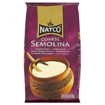 Picture of Natco Semolina Coarse 5Kg