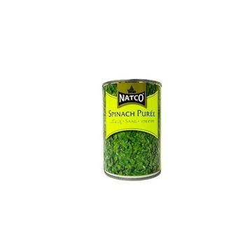 Picture of Natco Spinach Puree 395g