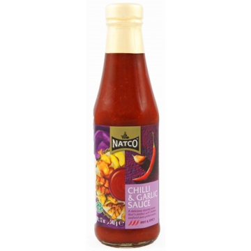 Picture of Natco Garlic & Chilli Sauce 340g