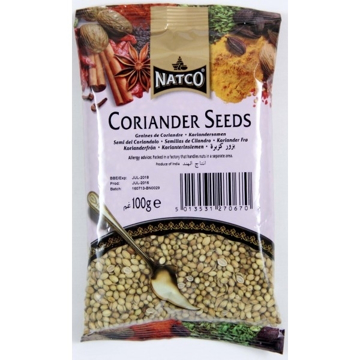 Picture of Natco Coriander Seeds 100g