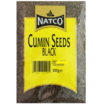 Picture of Natco Cumin Seeds Black 300g