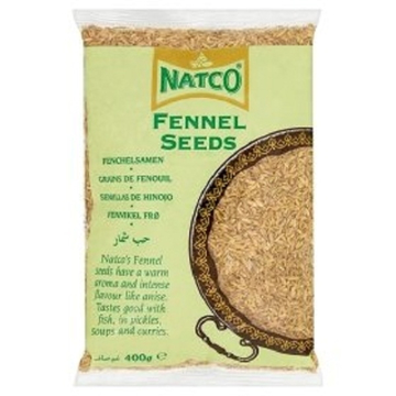 Picture of Natco Fennel Seeds 400g