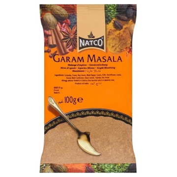 Picture of Natco Garam Masala 100g