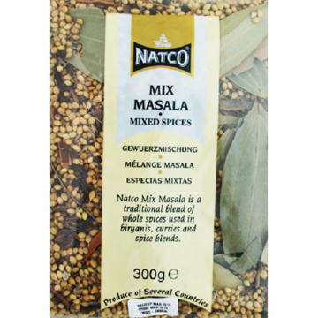 Picture of Natco Mixed Masala Whole 300g