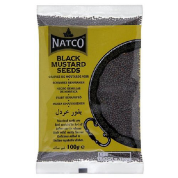 Picture of Natco Mustard Seeds 100g