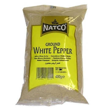 Picture of Natco White Pepper Ground 400g