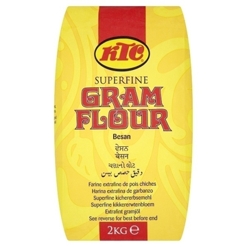 Picture of KTC Superfine Gram Flour 2KG