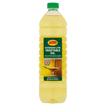 Picture of KTC Extended Life Vegetable Oil 1L