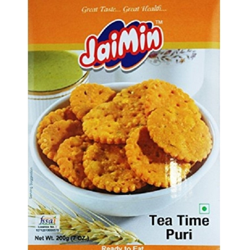 Picture of Jaimin Tea Time Puri 200g