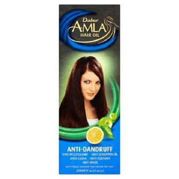 Picture of Dabur Amla Anti Dandruff Hair Oil  200ml