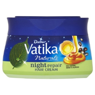 Picture of Dabur Vatika Night Repair Hair Cream 140ml