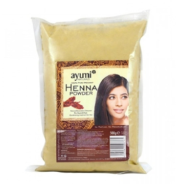 Picture of Ayumi Pure Henna Mehandi Powder 500g