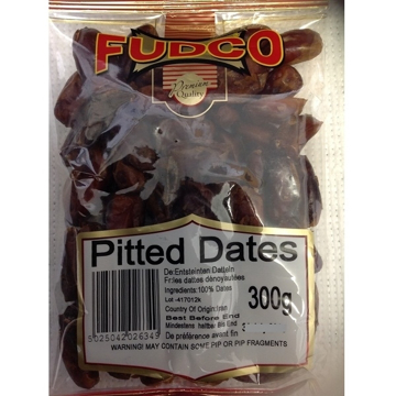Fudco Dates (Pitted) 300g