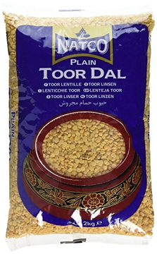 Picture of Natco Toor Dal Plain 2kg