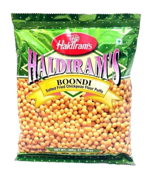 Picture of Haldirams Boondi Plain  200g