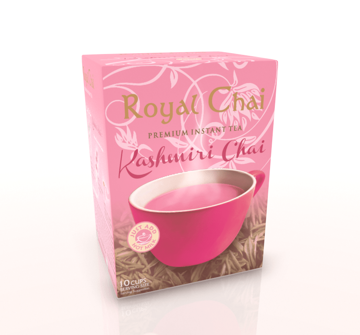 Picture of Royal Chai Kashmiri Pink Tea 200g ( 10 Servings)Unsweetend