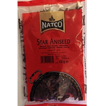 Picture of Natco Aniseed Star 100g