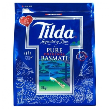 Picture of Tilda Basmati Rice 5Kg