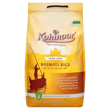 Picture of Kohinoor Gold India's Finest Super Basmati Rice 10Kg