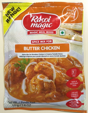 Picture of Rasoi Magic Butter Chicken Spice Mix 50g