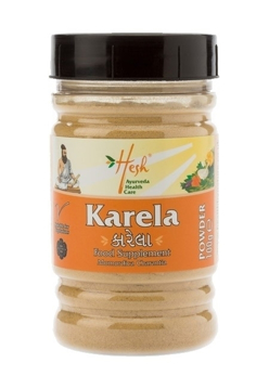 Picture of Hesh Organic Karela Churna 100g