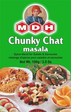 MDH Chunky Chat Masala (Spices) 100g