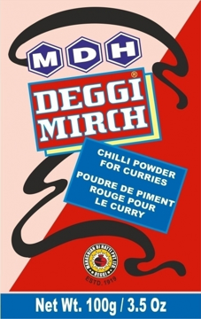 MDH Deggi Mirch (Chili ) Powder 100g