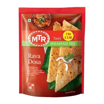 Picture of MTR - Rava Dosa Mix 500g