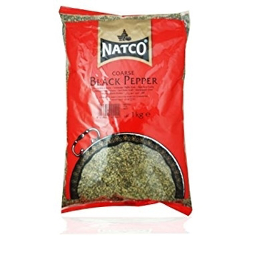 Picture of Natco Black Pepper Coarse 1kg