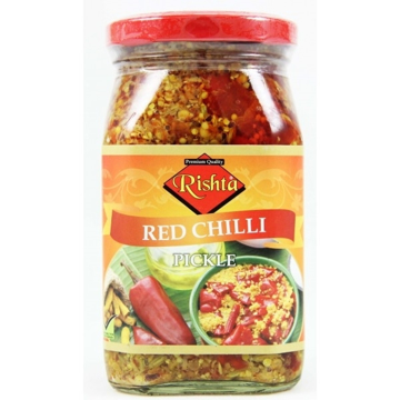 Picture of Rishta Red Chili Pickle 400g