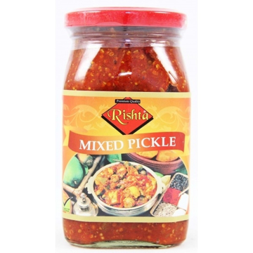 Picture of Rishta Mix Pickle 400g