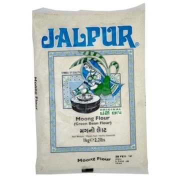 Jalpur Green Bean (Moong) Flour 1Kg