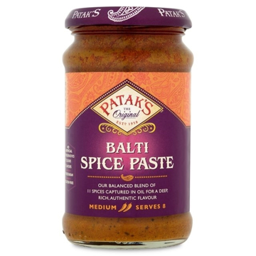 Picture of Patak's Balti Spice Paste Medium 283g