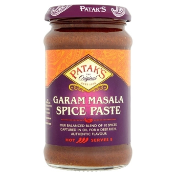 Patak's Garam Masala Spice Paste Hot 283g