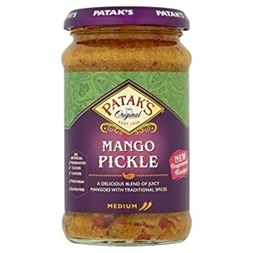 Patak's Medium Mango Pickle  283g