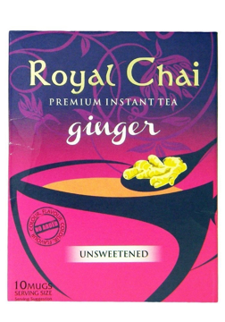 Picture of Royal Chai - Premium Instant Tea - Ginger 180g