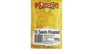 Fudco Till Seeds Roasted ( Sesame Seeds) 300g