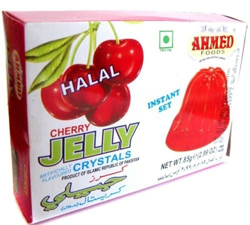 Ahmed Cherry Jelly 75g